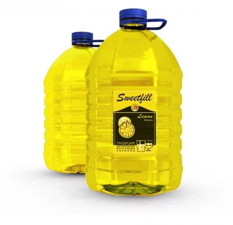 Сироп Лимон