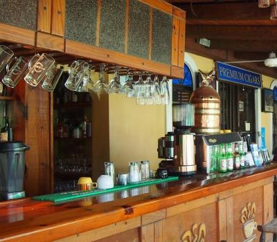Кофе на Карибах то же с сиропом!