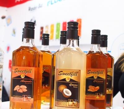 Pir Expo 2017 и сиропы Sweetfill
