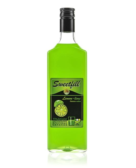 Сироп Лимон-лайм