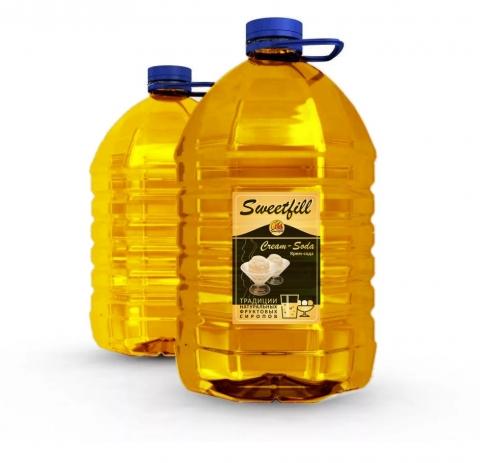 Сироп Крем-сода